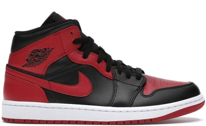 "Nike Air Jordan 1 Mid ""Banned"""