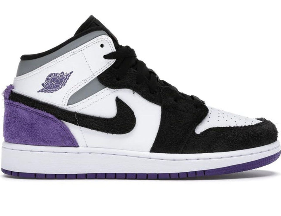 "Nike Air Jordan 1 Mid ""Union Purple"""