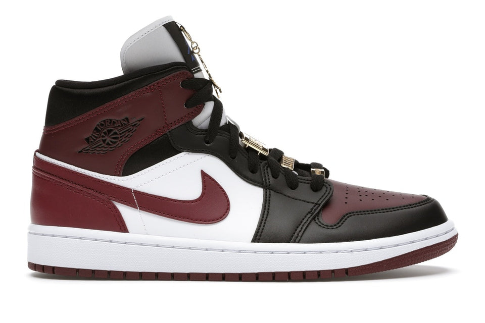 "Nike Air Jordan 1 Mid SE ""Dark Beetroot"""