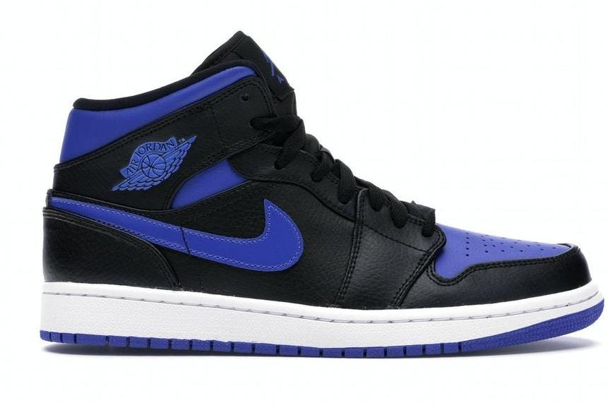 "Nike Air Jordan 1 Mid ""Royal"" (2020)"