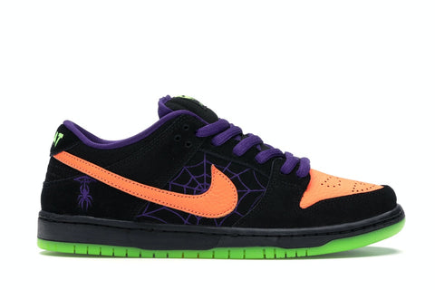 "Nike SB Dunk Low ""Night of Mischief Halloween"""