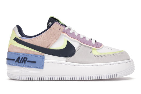 Nike Air Force 1 Shadow Photon Dust Crimson Tint