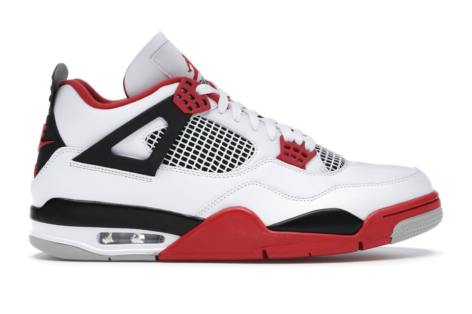 "Jordan 4 Retro ""Fire Red"" (2020)"