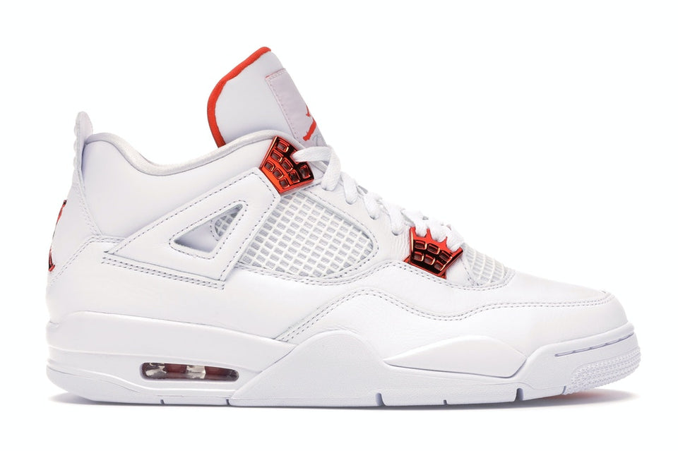"Jordan 4 Retro ""Metallic Orange"""