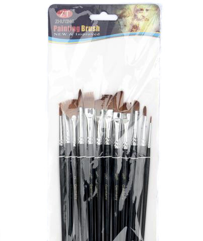Kit of brushes