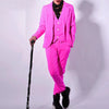 Men's Rose 3 Piece Suit