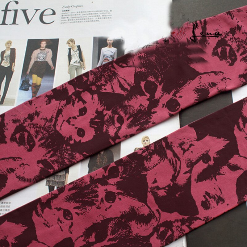 Luxury Velvet Cat Tights