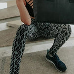 High Waist Breatheable Leggings