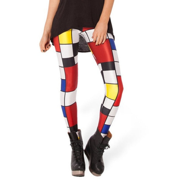 Slim Sexy Crazy Leggings