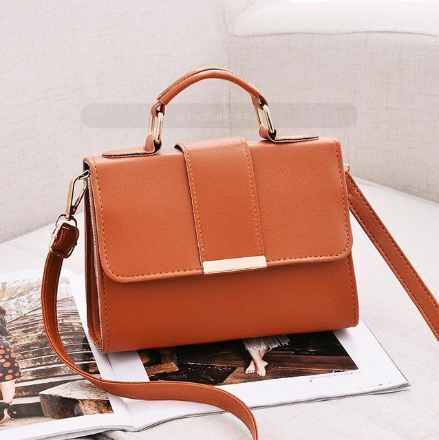 Leather Bag For The Professional