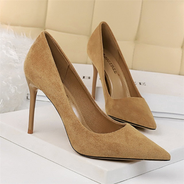 Elegant Stiletto High Heels