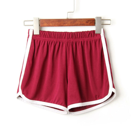 Retro Soft Shorts