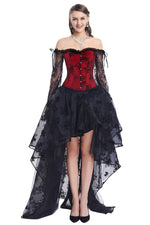 Gothic Bustier Corselet