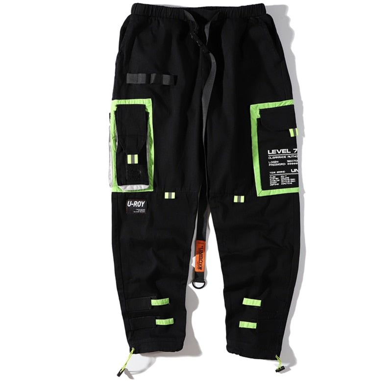 Hip Hop Track Pants