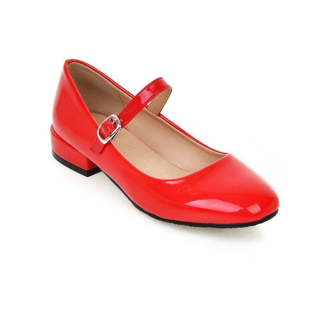 Mary Janes Style Shoes