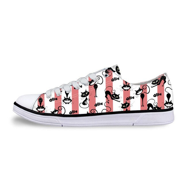 Cute Canvas Shoes