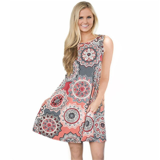 Hippy Style Summer Dresses