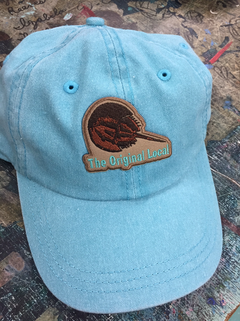 Horseshoe Crab Patch Hat