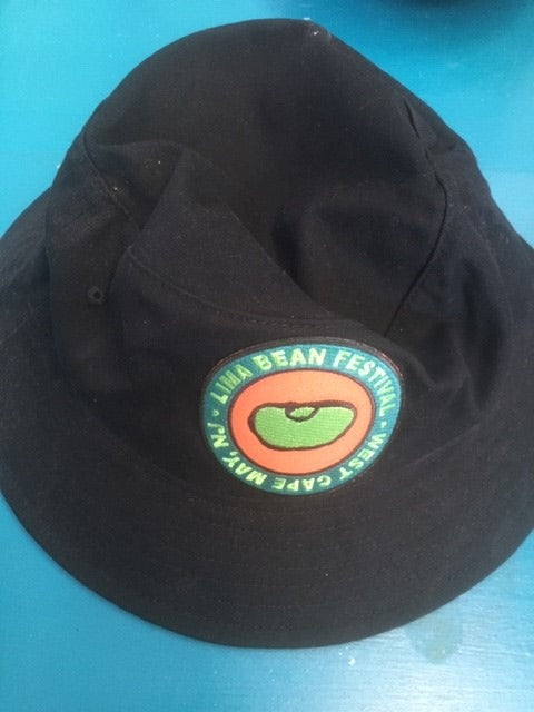 Lima Bean Bucket Patch Hat