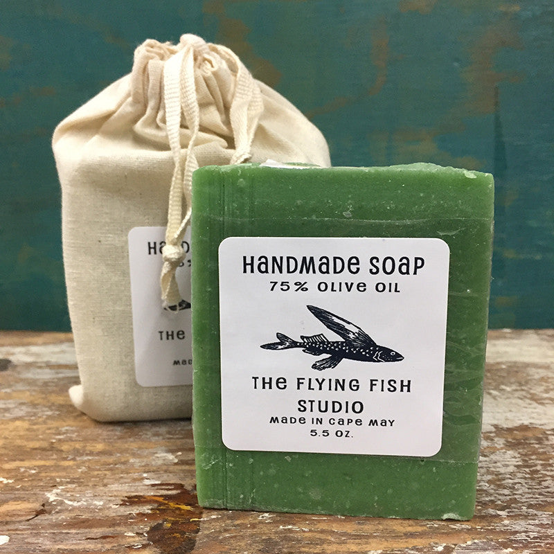 Beachy Bar Soap