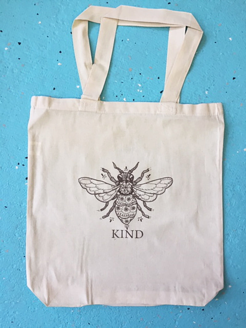 Bee Kind Tote