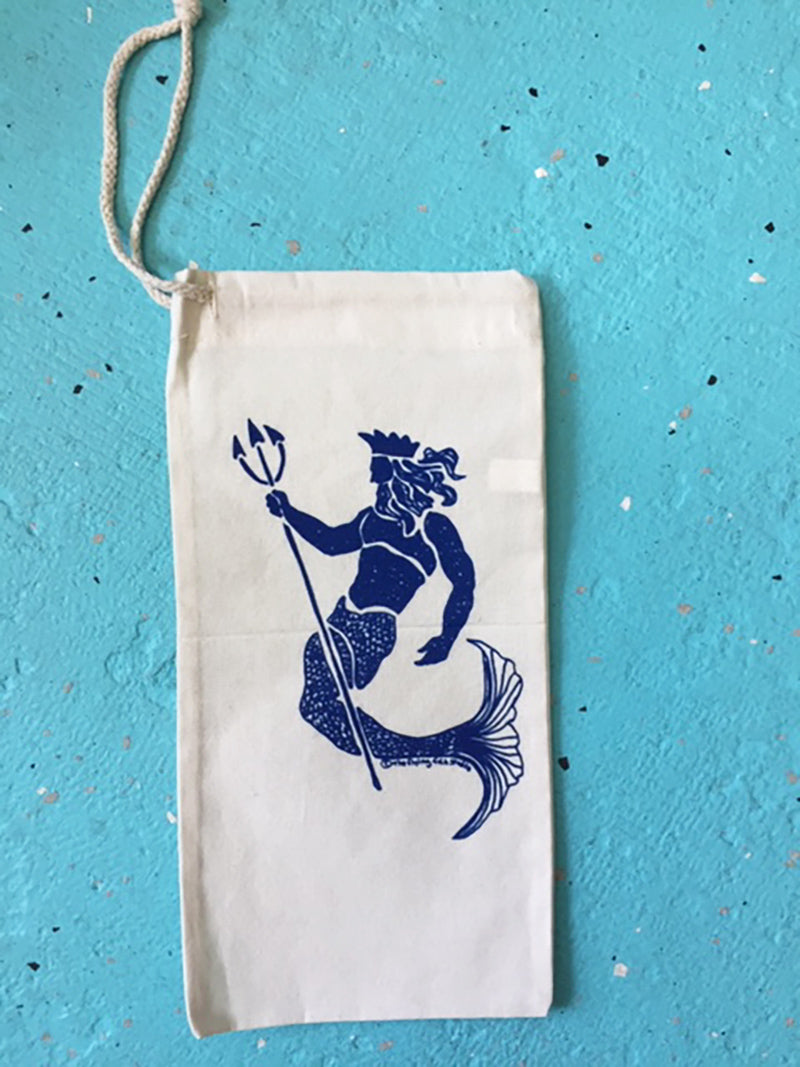 King Neptune Wine Bag