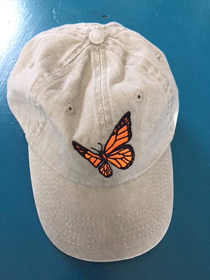 Kids Monarch Butterfly Hat