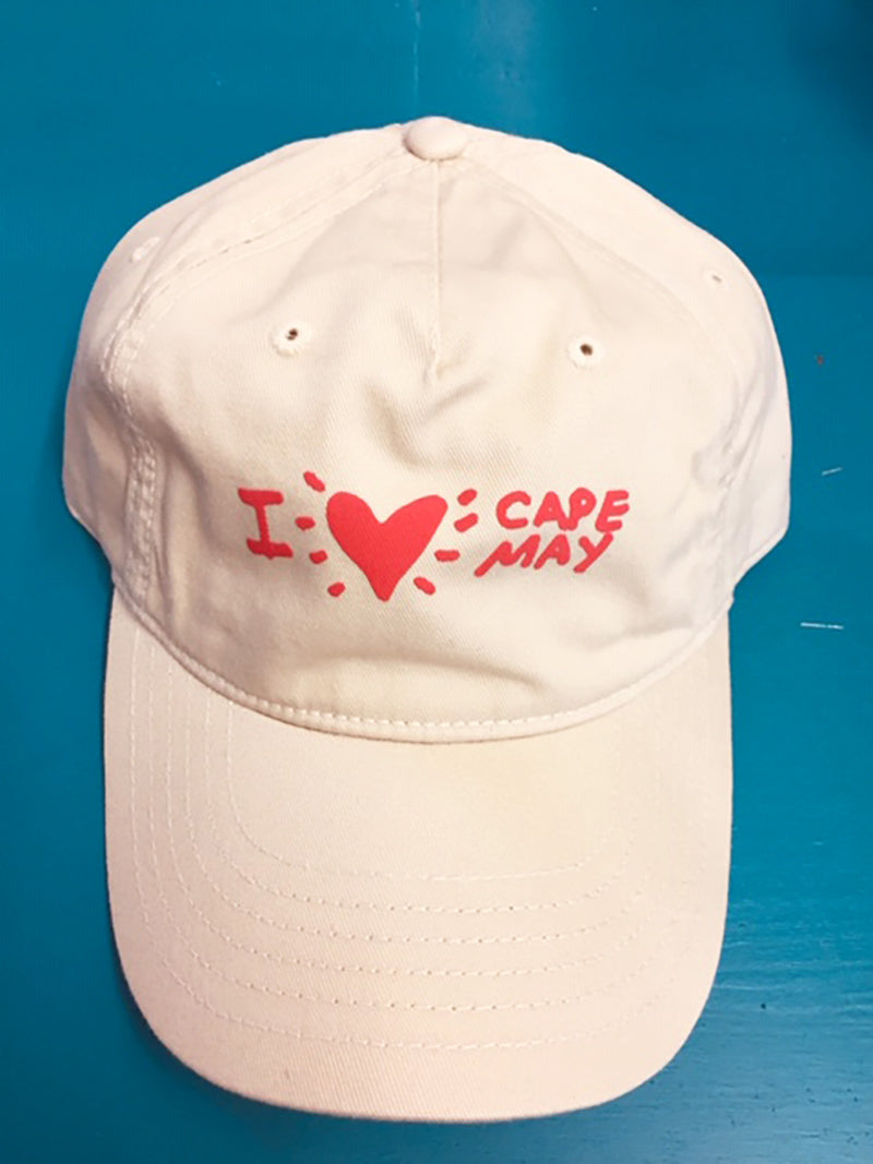 I Love Cape May Econcious Hat