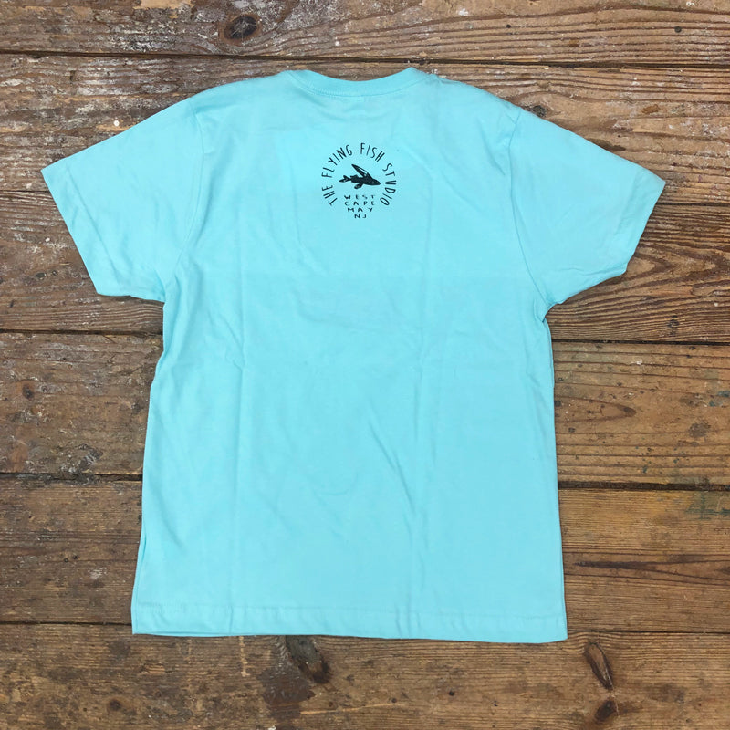 Scallop Boat Kids Tee