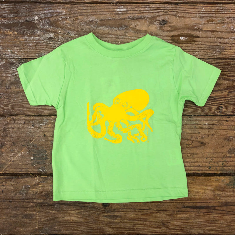 Little Octopus Kids Tee