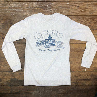 Cape May Point - LS Tee