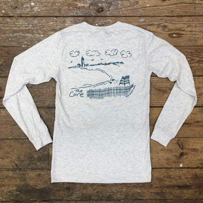 The Cove - Long Sleeve Tee
