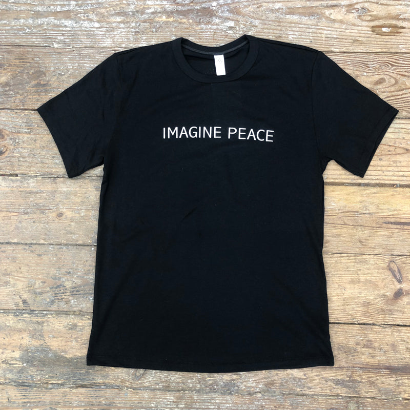 Imagine Peace on Unisex Keeper Tee