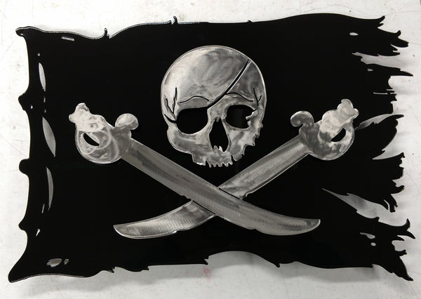 Jolly Roger battleworn