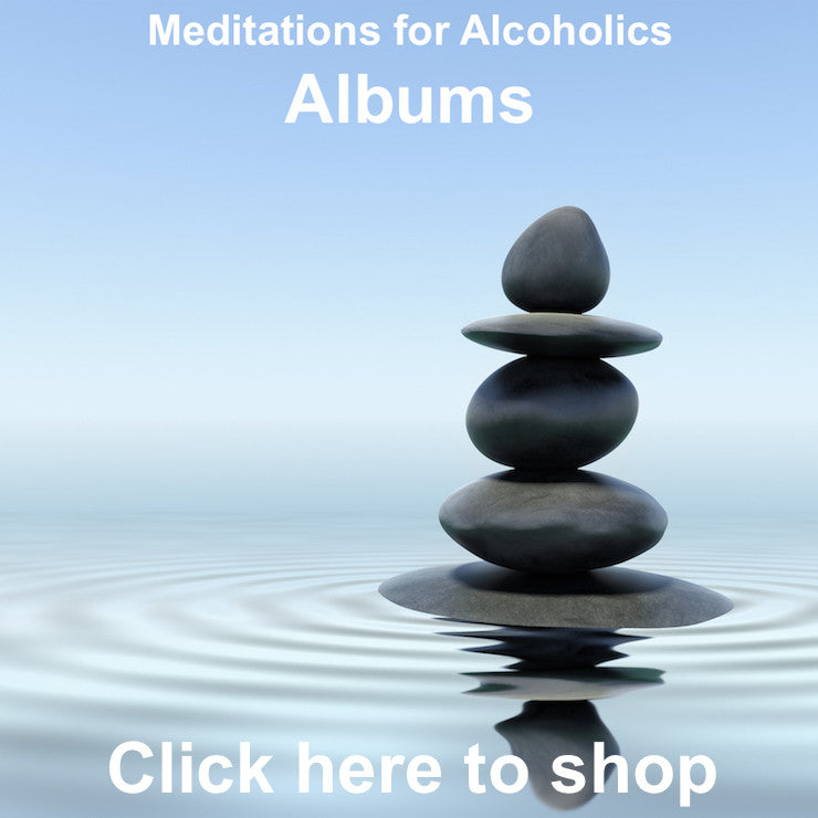 Meditation MP3's for Alcoholics - Albums Collection