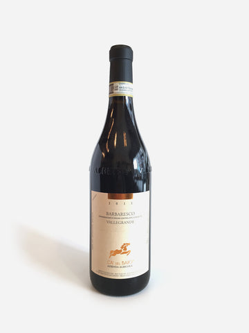 Ca Del Baio, Barbaresco, Vallegrande 2015, 750ml - Corkscrew Wines Brooklyn