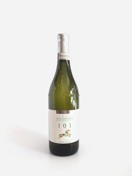 Ca'Del Baio, 101, Moscato D'Asti, 2015, 750ml - Corkscrew Wines Brooklyn