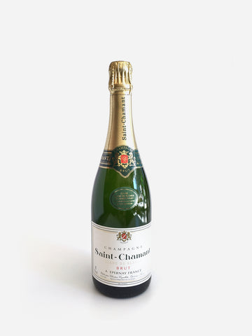 Saint-Chamant, Blanc de Blancs, Champagne, NV, 750ml - Corkscrew Wines Brooklyn