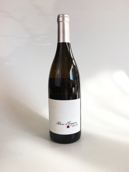 Bodegas Enguera, Blanc d'Enguera, Valencia, Spain, 750ml 2014 - Corkscrew Wines Brooklyn