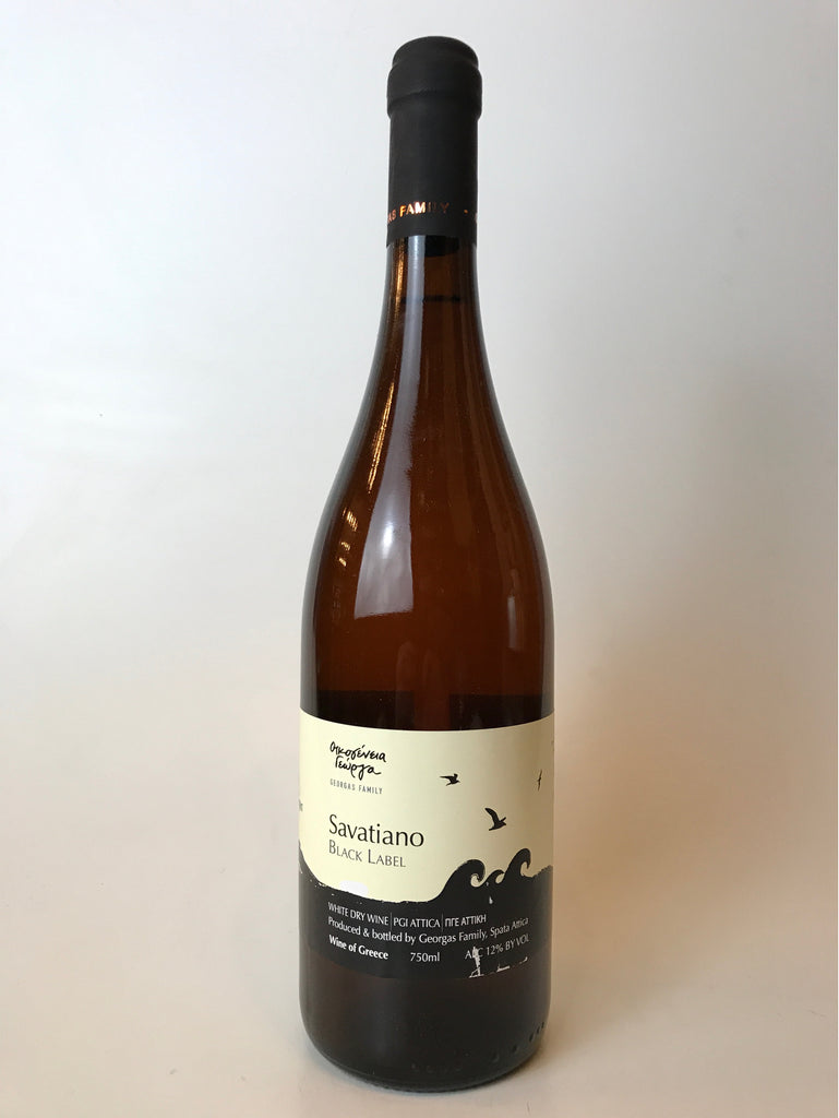 "Georgas Family, Savatiano, ""Black Label"", Greece, 2017, 750mL"