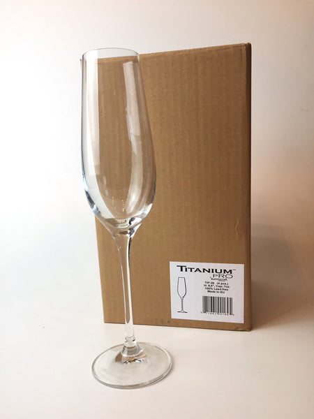 Champagne Flutes, Ravenscroft Crystal - Corkscrew Wines Brooklyn