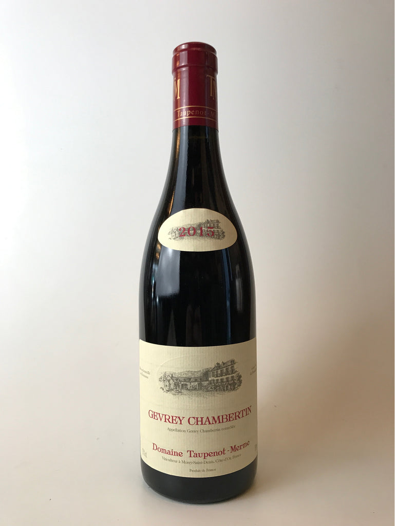 Domaine Taupenot-Merme Gevrey Chambertin, France, 2015, 750mL - Corkscrew Wines Brooklyn