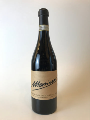 Marion, Amarone, Della Valpolicella, 2013, 750mL - Corkscrew Wines Brooklyn