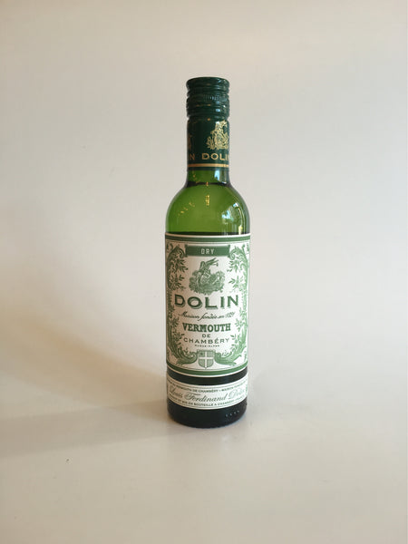Dolin - Dry Vermouth France 375 Ml - Corkscrew Wines Brooklyn