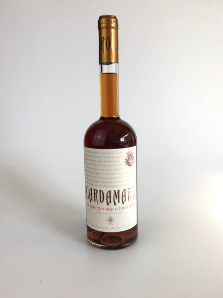 Cardamaro - Vino Amaro Aromatizzato (750ml) - Corkscrew Wines Brooklyn