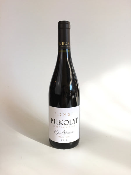 Bukolyi, Egri Bikaver, Eger, Hungary, 2013 750ml - Corkscrew Wines Brooklyn