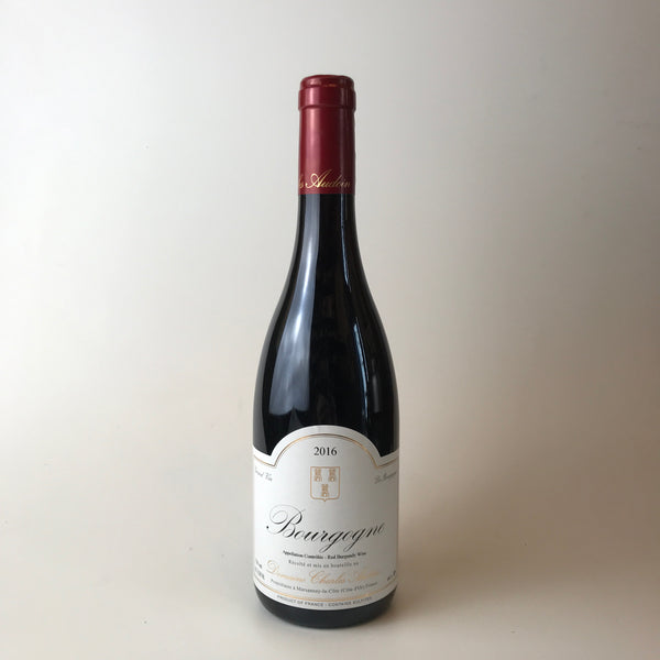 Charles Audoin Bourgogne Rouge, 2016 750mL - Corkscrew Wines Brooklyn