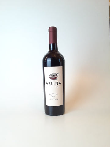 Aslina Cabernet Sauvignon, South Africa, 2016 750mL - Corkscrew Wines Brooklyn