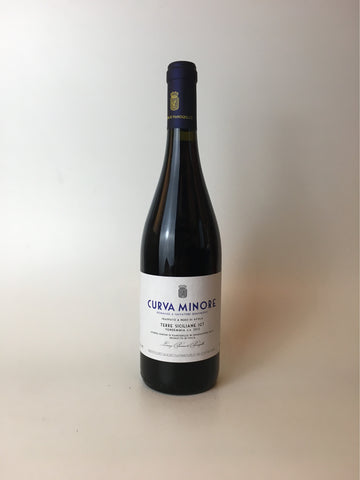 Azienda Agricola Pianogrillo, Curva Minore Terre Siciliane 2015, 750ml - Corkscrew Wines Brooklyn