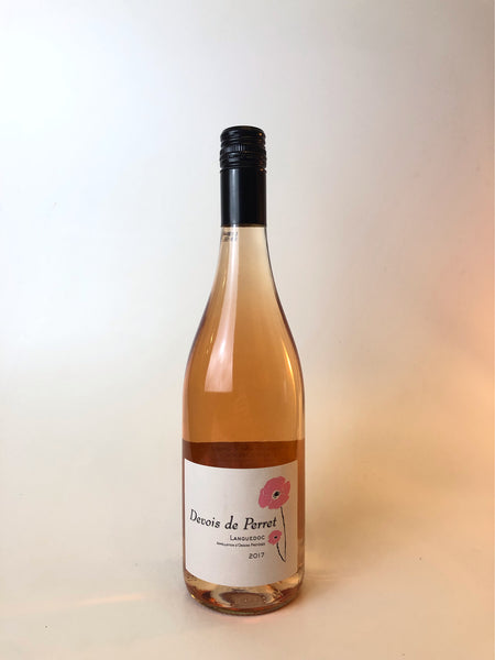 Devois De Perret, Rose, Blend, Languedoc, France, 2017, 750ml - Corkscrew Wines Brooklyn